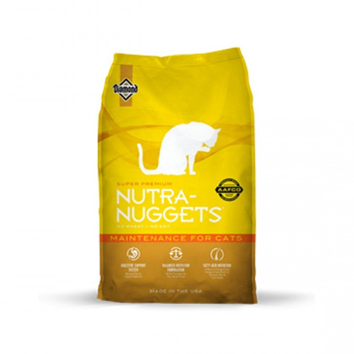 Nutra Nuggets Maintenance Formula For Cats 7.5 Kg